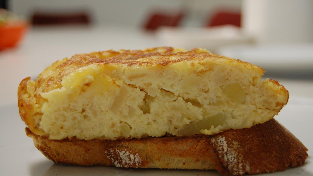 La tortilla ¿con o sin cebolla?