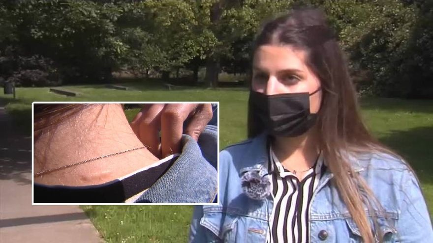 Una víctima de violencia de género pide ayuda ante la inminente salida de su agresor de la cárcel