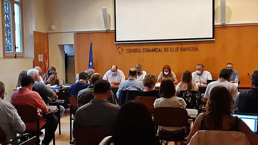 El Consell Comarcal renovarà l'ús de la Marca «Empordà»