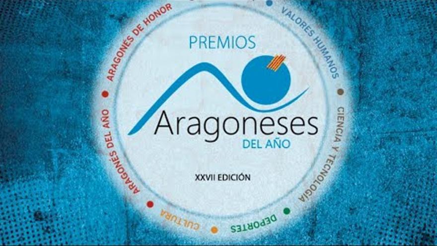 Gala de los premios Aragoneses del Año