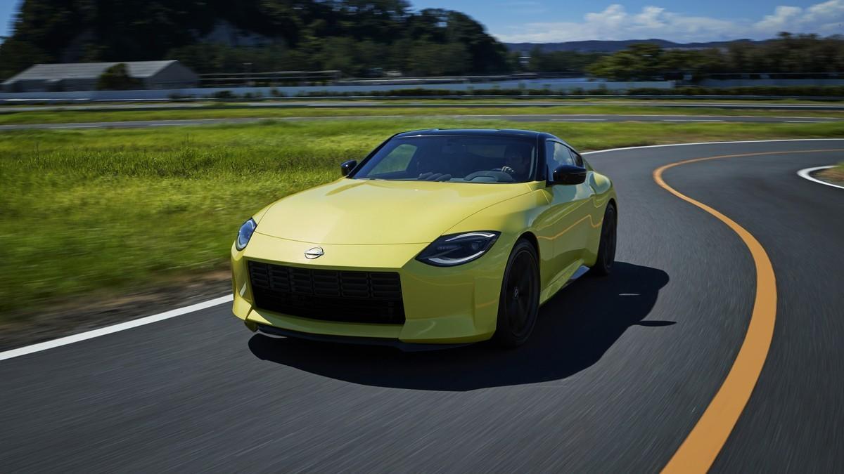 Nissan presenta el Z Proto, su deportivo moderno