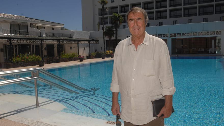 Fallece Judas Azuelos, propietario del Hotel Los Monteros de Marbella