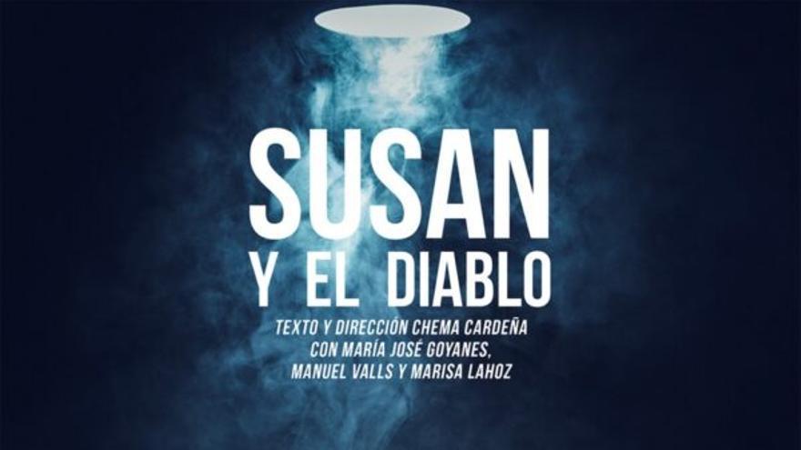 Susan y el Diablo de Chema Cardeña