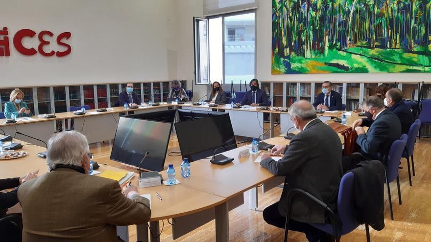 Las pruebas de la EBAU serán presenciales en la Región este curso