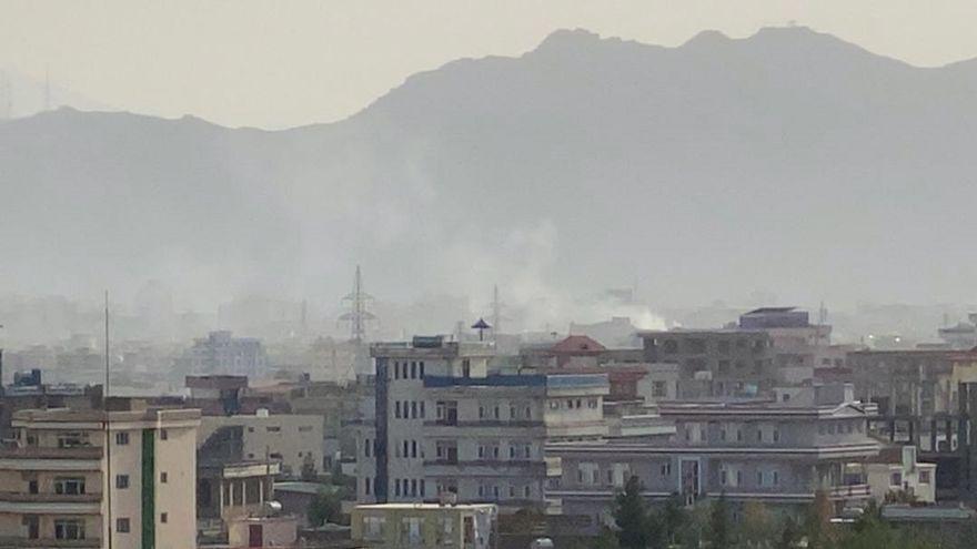 Almenys sis morts en un nou atac amb coets a prop de l'aeroport de Kabul
