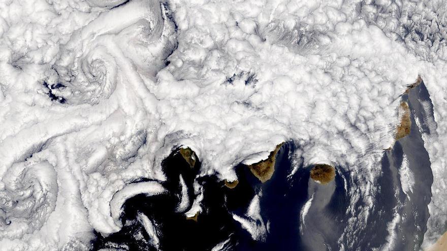 La Estación Espacial podrá verse esta tarde desde Canarias