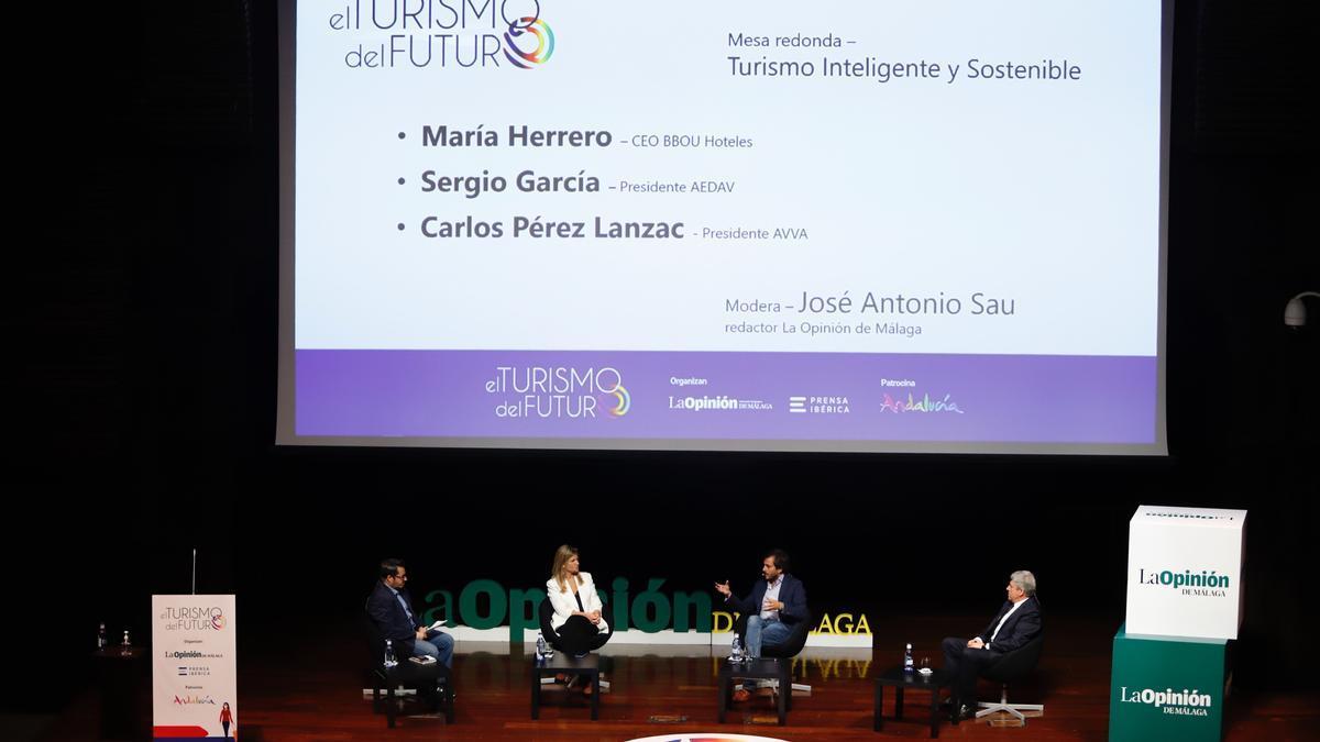 Jornadas 'El turismo del futuro' organizadas por La Opinión de Málaga en el FYCMA