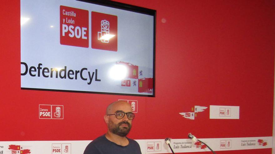 """El PSOE sospecha de la Diputación de Zamora por los """"pagos por productividad"""""""