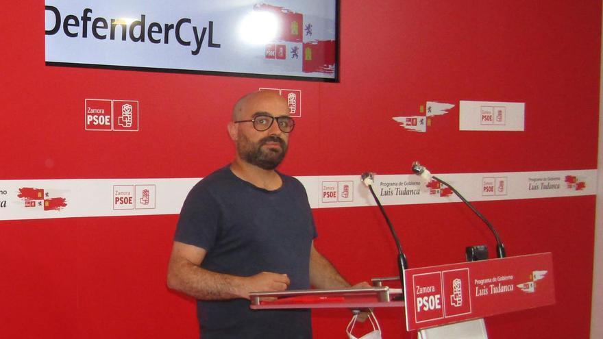 """""""Caos, confusión e improvisación"""": así ve el PSOE de Zamora la desescalada de la Junta"""