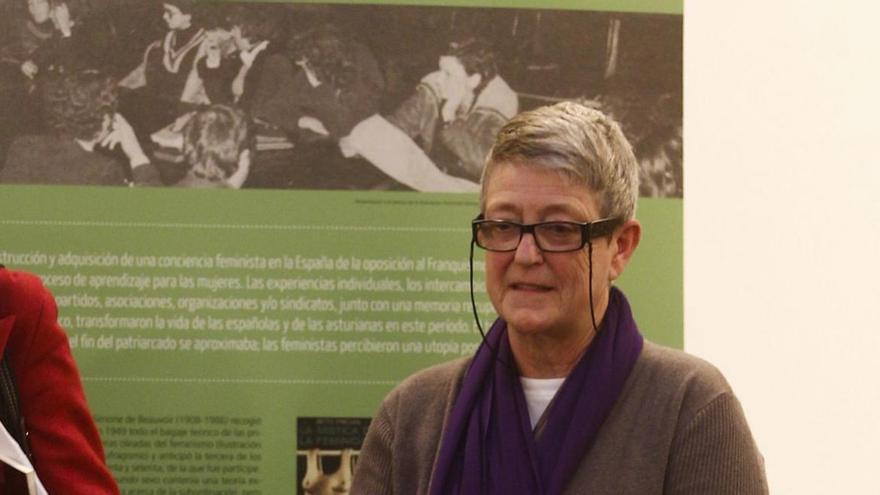 Luto en el feminismo asturiano con el fallecimiento, a los 68 años en Berlín, de la ovetense Begoña Sánchez