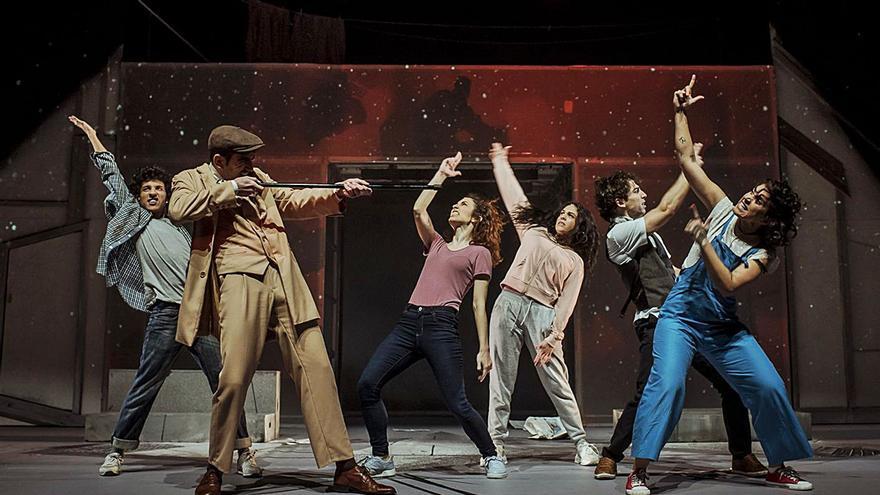 Recta final para la Muestra de Teatro Español de Alicante