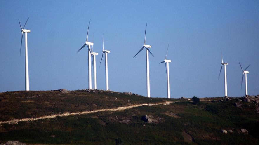 El bum eólico de Galicia: un año de tantos proyectos como los construidos en dos décadas