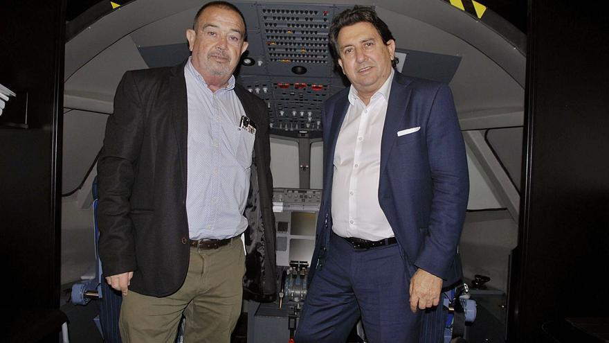 «Mallorca tiene un entorno y un clima ideal para la formación de pilotos comerciales»