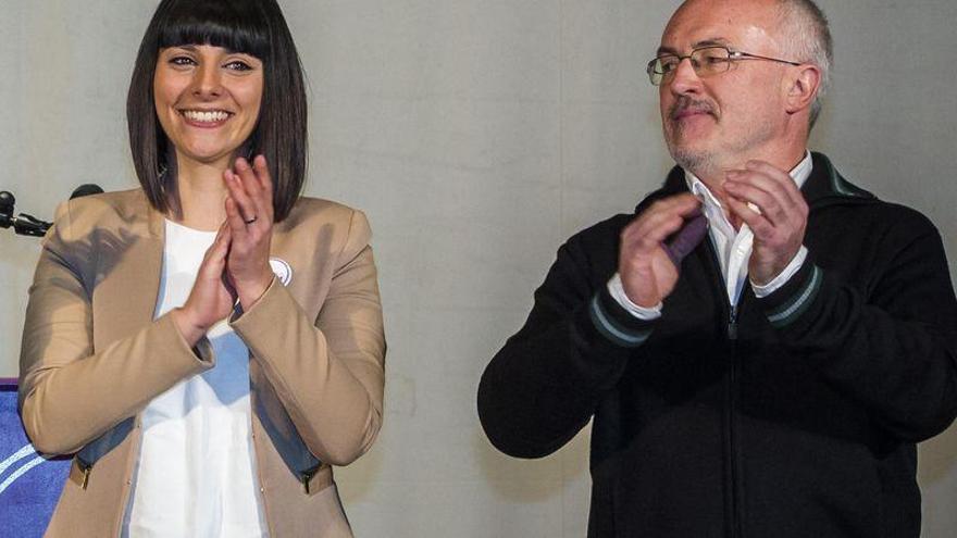 Montiel y Mínguez se retiran de  la carrera para liderar Podemos