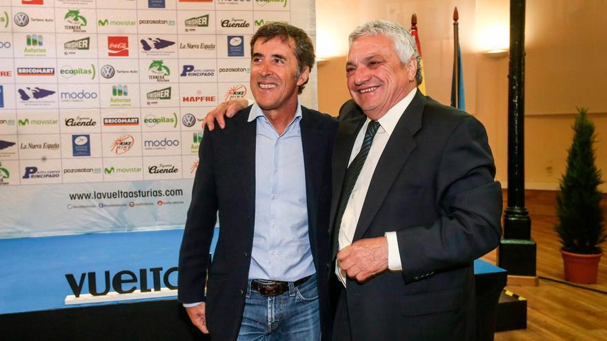 """Fallece Manolo Rodríguez, """"El Cocañu"""", histórico del ciclismo asturiano"""
