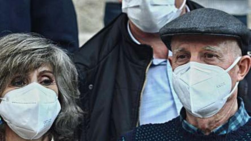 Ángel Hernández, absuelto de cooperación al suicidio por ayudar a morir a su mujer