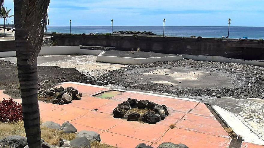 Tazacorte y Cabildo también se enfrentan por el proyecto del paseo del Puerto