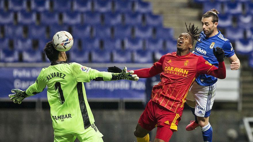 El Oviedo levanta la cabeza