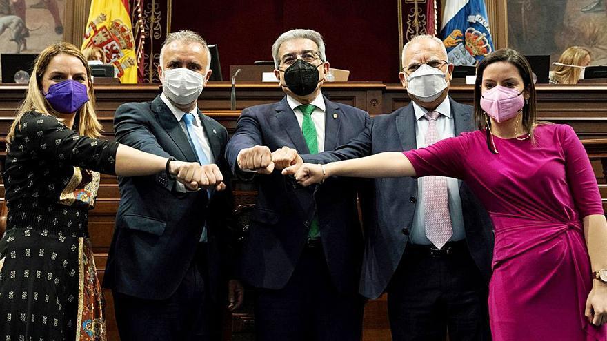 Podemos garantiza la estabilidad del Gobierno pese a la fricción por Acosta