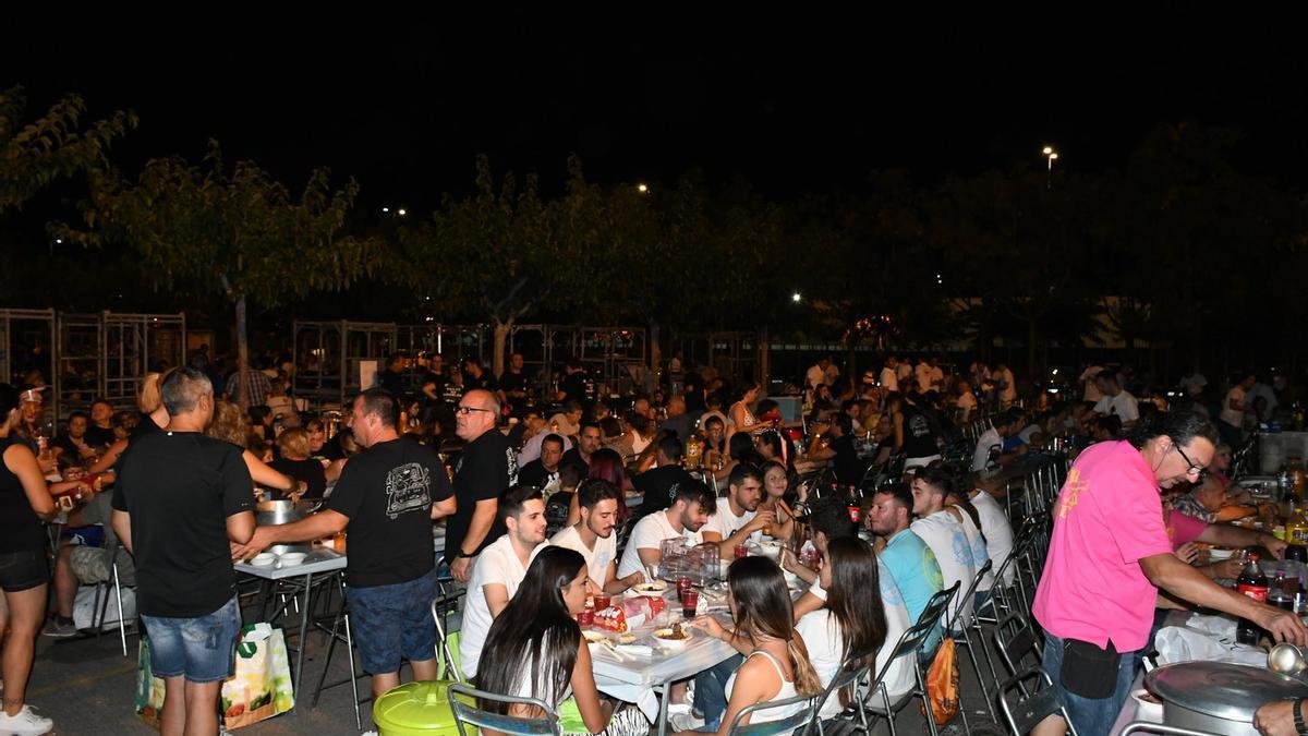 Actos como el 'tombet', de los más participativos de los que se organiza en septiembre, no tendrán cabida.