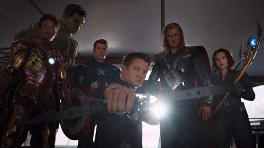 ¿Cuándo sabremos el título de la cuarta entrega de Vengadores?