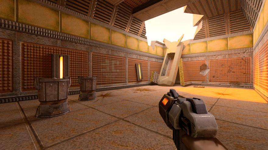 'Quake II' rejuvenece gracias al trazado trazado de rayos