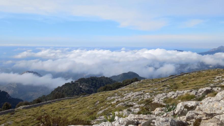 Die Tramuntana auf Mallorca fordert Respekt ein