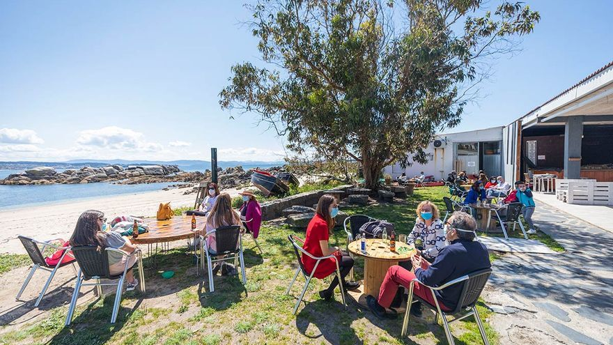 Restricciones en Galicia: las excepciones a la norma