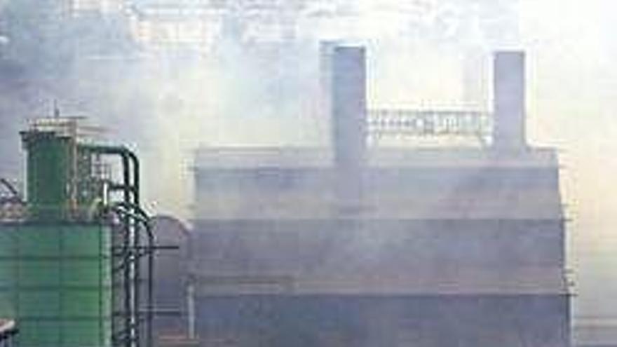 Ferroatlántica Sabón para un horno ante el alza de costes y valora ajustes para este año