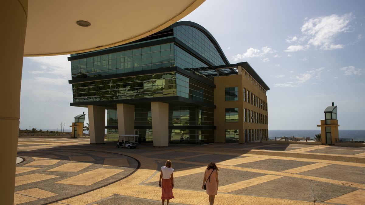Espacio para nuevas oficinas en Distrito Digital, en Ciudad de la Luz.