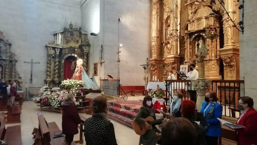 Fiestas de la Visitación a medio gas en Fuentesaúco y sin espantes