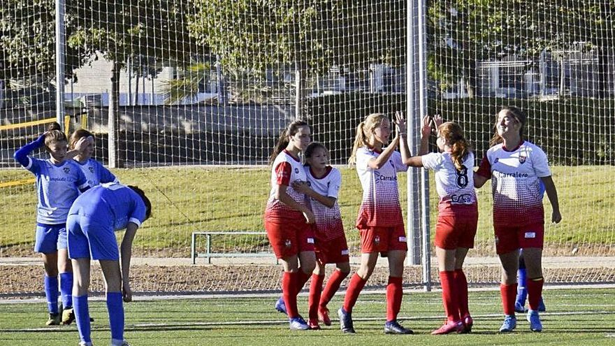 El Ciutat de Xàtiva femenino comienza la liga con derrota