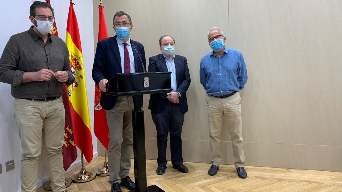 El Ayuntamiento instalará nuevos puntos covid en Murcia