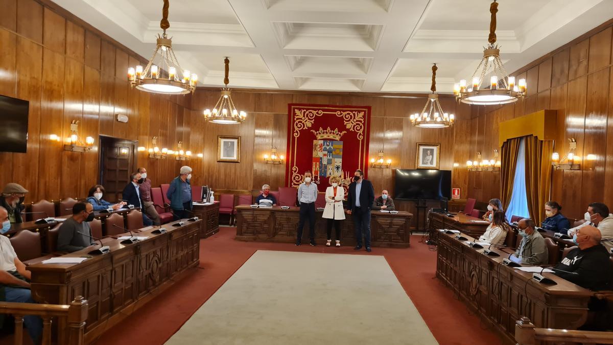 Firma del Plan Forestal en la Diputación Provincial