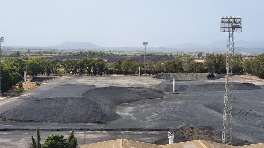 Es Murterar avanza hacia la descarbonización y se queda para emergencias