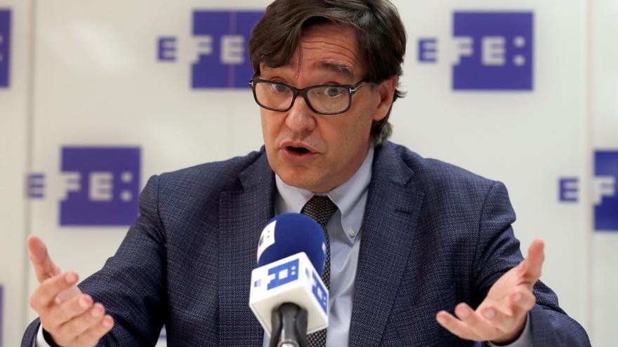 """Illa pide la detención de Puigdemont, """"como prevé la legislación"""""""