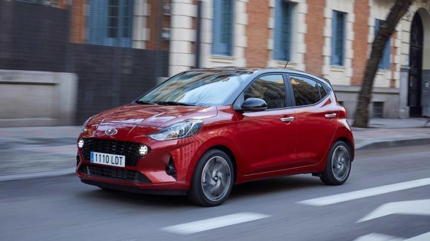 Nuevo Hyundai i10 2020: primera toma de contacto