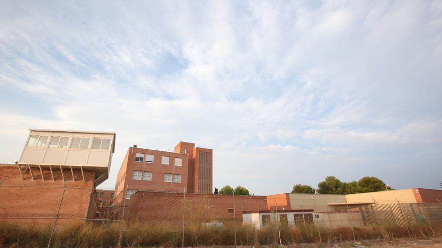 El brote de covid en Fontcalent afecta a 116 de 201 reclusos en los módulos aislados