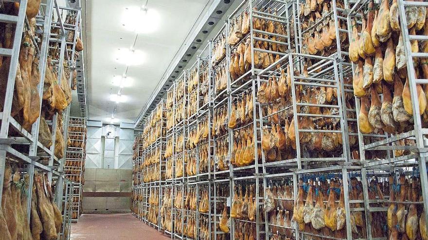 Málaga lidera la exportación de productos cárnicos andaluces