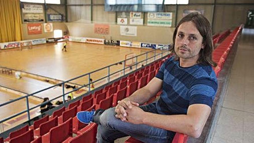 El Manresa FS prescindeix del tècnic Manuel Moya abans del duel d'avui