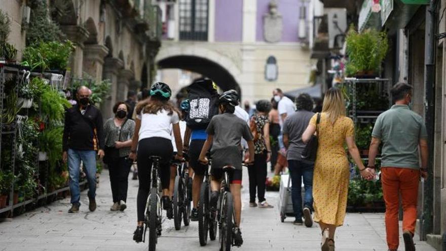 Galicia doblega la curva del COVID: los casos activos bajan de los 4.000
