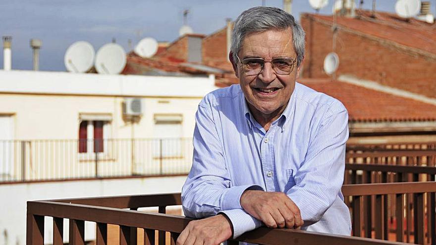 L'homenatge a Lluís Calderer es pot seguir per YouTube