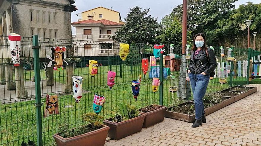 Jardines colgantes para celebrar el Día da Terra