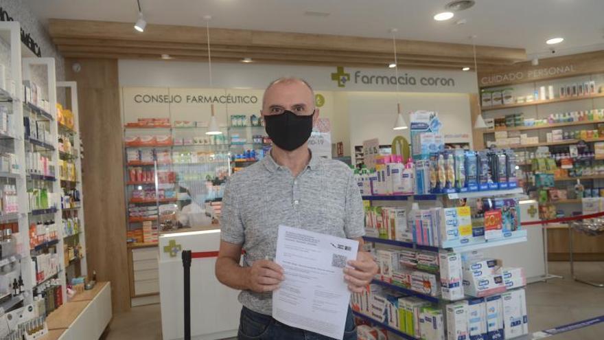 El acceso a los bares dispara la petición de certificados de vacunación en O Salnés