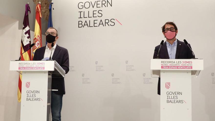 Baleares culpa a Ayuso del veto del Reino Unido para viajar al archipiélago