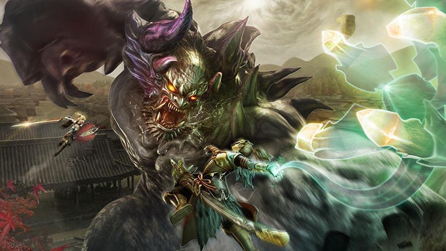 'Toukiden 2': se abre la veda del Oni