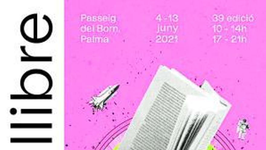 Plagueta de notes | 39 edició de la Fira del Llibre  de Palma
