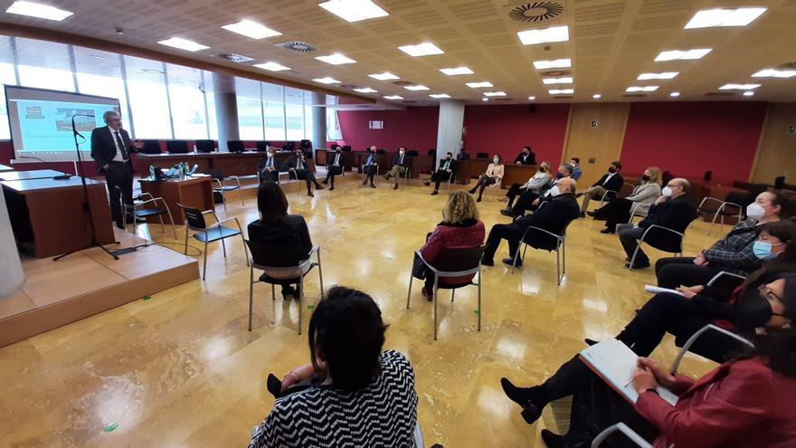Los jueces reciben asesoramiento para atajar la delincuencia internacional