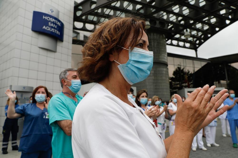 """Los sanitarios aplauden el premio """"Princesa"""""""