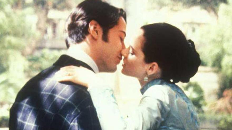 Francis Ford Coppola  da fe sobre la boda entre Winona Ryder y Keanu Reeves